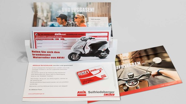 Direct Mail AVIA