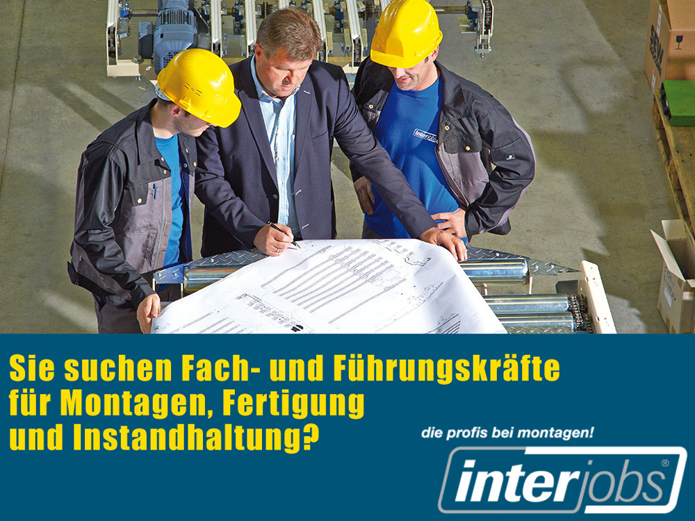 Interjobs – Banner