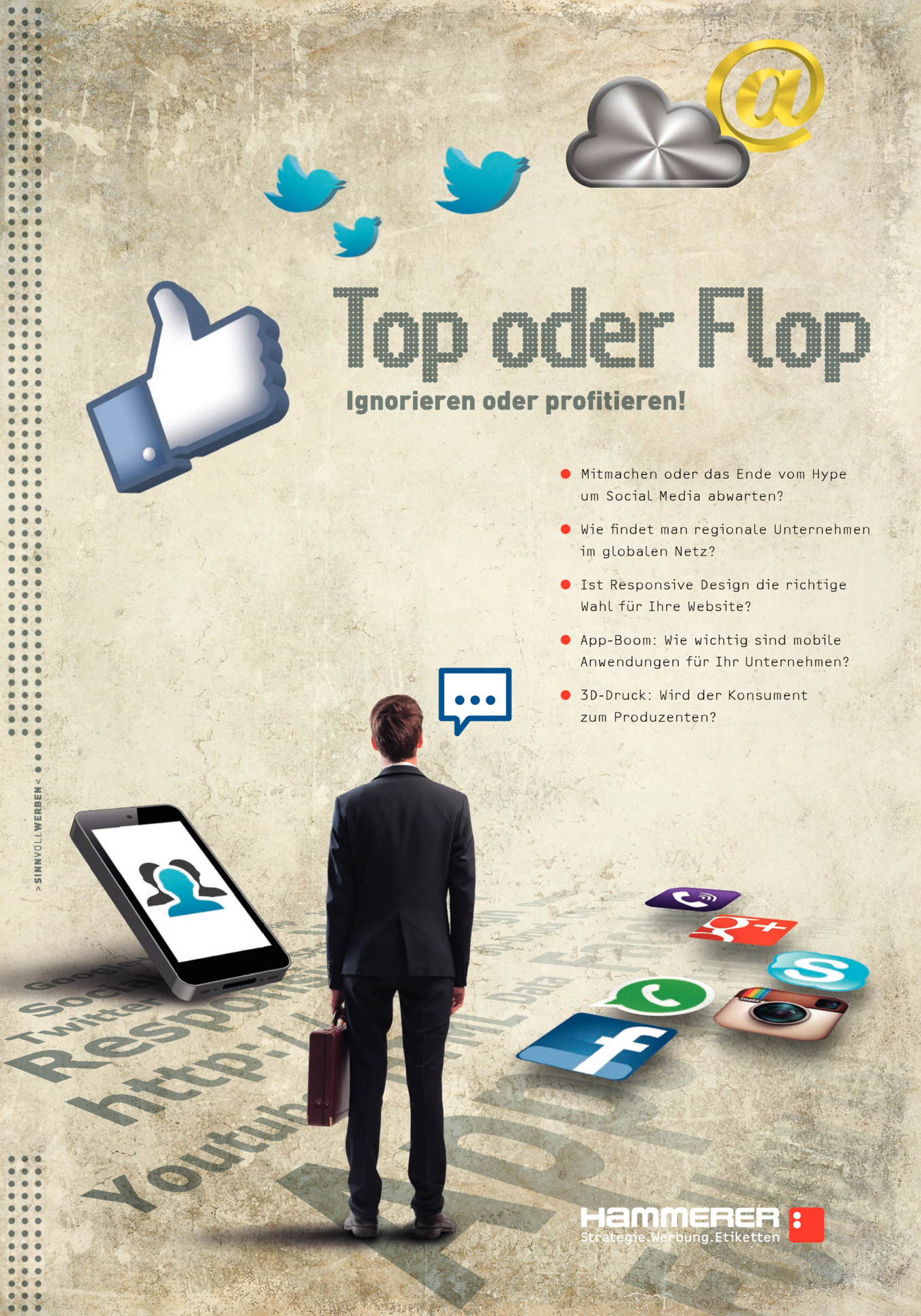 Newsletter Top oder Flop